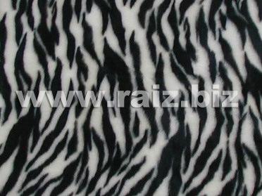 100% Polyester Short Pile Plush Fabric