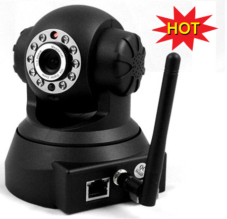 Wireless security camera wifi