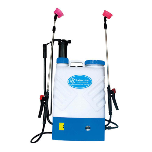 20L Knapsack Electric Power Battery Pressure Sprayer (KD-20D-NP009A)
