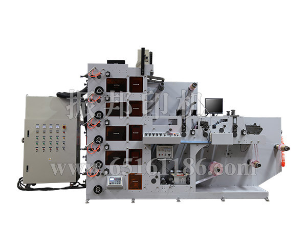 Flexo Printing Machine with 5UV or IR