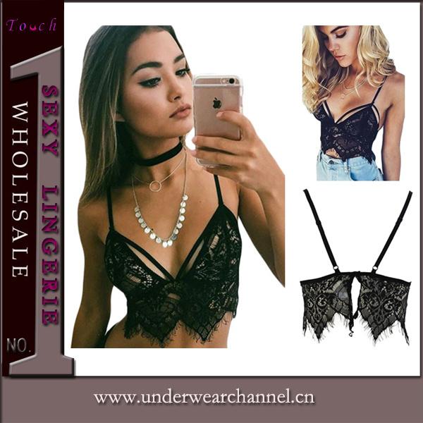 Naughty Girl Sexy Club Wear Top Bra (25086)