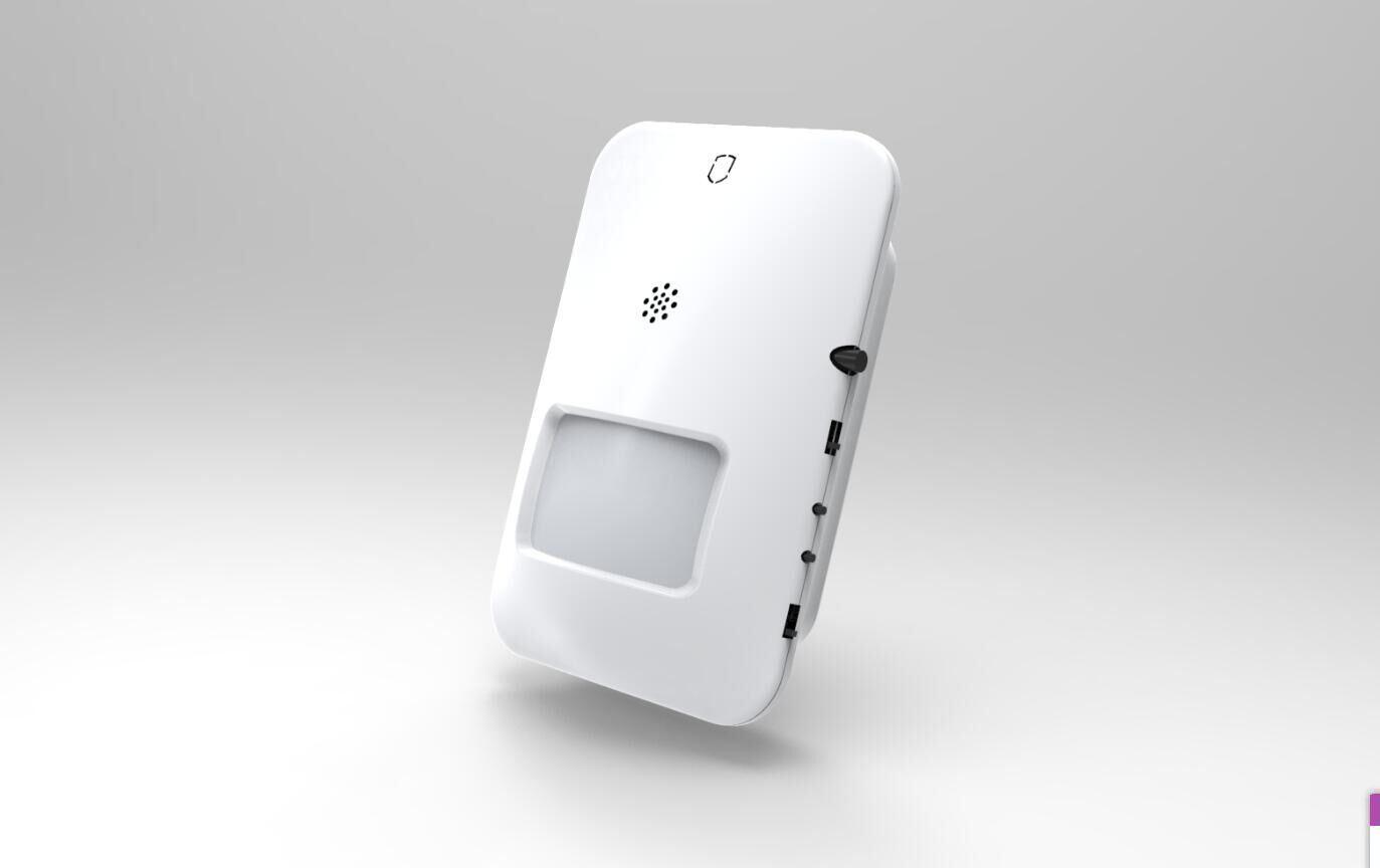 Door PIR Bell Detector Wireless Intelligent Door-Bell with Built-in PIR Sensor