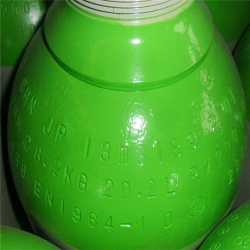 En1964-1 Std Seamless Steel Gas Cylinders