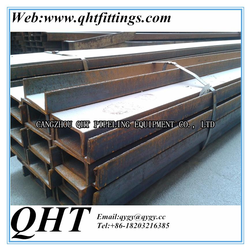 Hot U Channel Steel Channel for Building Structure JIS Standard