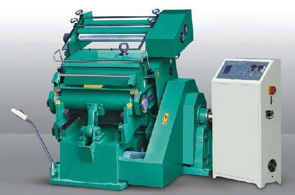 Ml Series Custom Wood Paperboard Gasket Die Cutting Machine