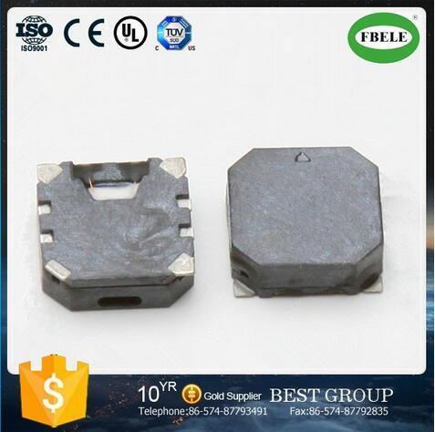 8.5*8.5*3mm Square SMT Magnetic Buzzer External Buzzer