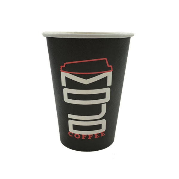 Flexo printing 16OZ disposable paper cup supplier
