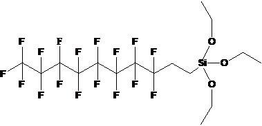 CAS No. 101947-16-4 1h, 1h, 2h, 2h-Perfluorodecyltriethoxysilane
