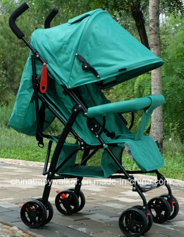 2016 High Quality Baby Stroller with Red Color