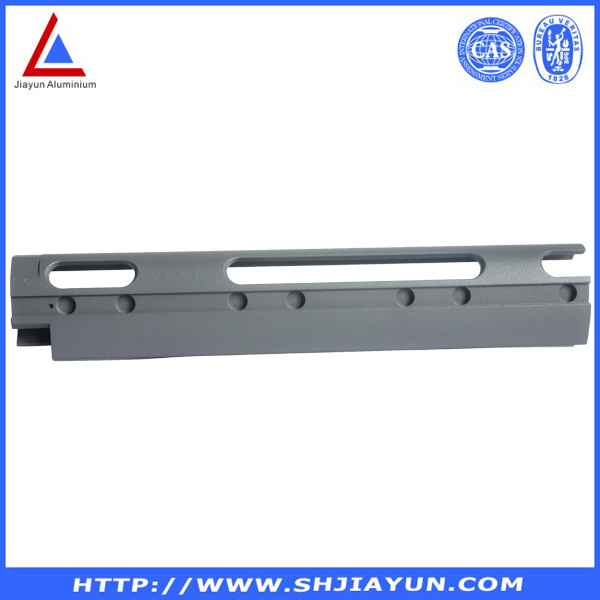 Aluminium Extrusion Tube with ISO & SGS Certificate