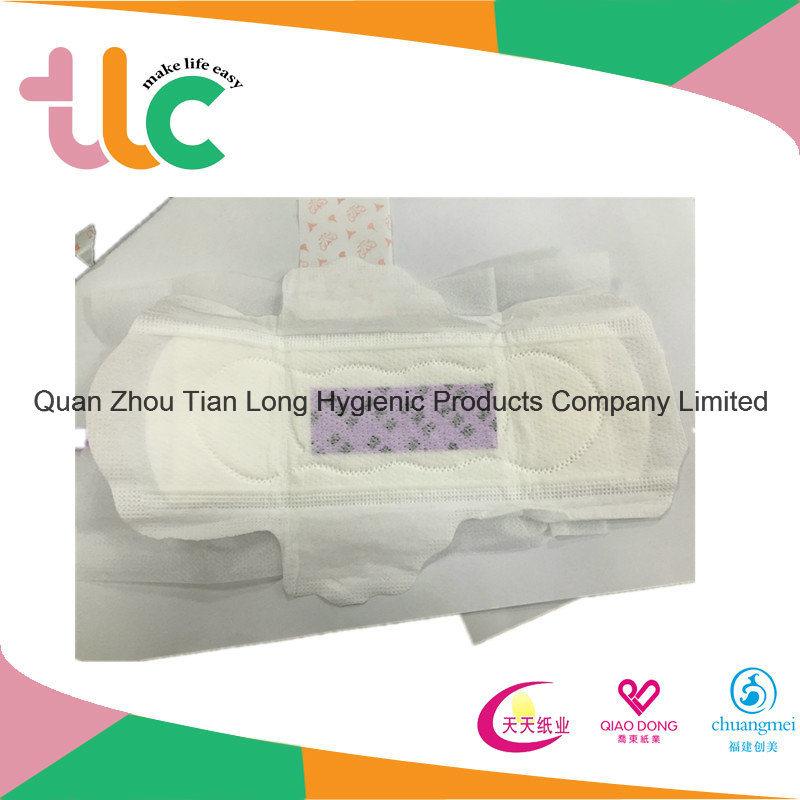 Feminine Hygiene Product Soft & Ultra Thin Sanitary Napkin