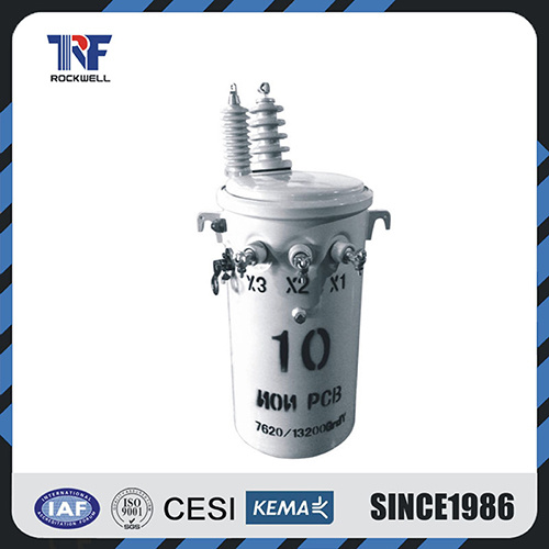 Pole Mounted Single Phase Distribution Transformer
