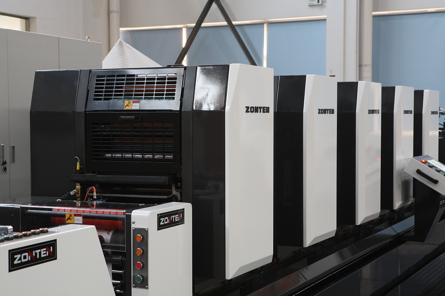 Ce High Quality Offset Printing Machine Ztj330