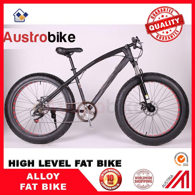 Hot Selling Steel Alloy Aluminum Carbon Frame White Black Color Fat Bike 26inch Cheap Cheap for Sale Ce European Market