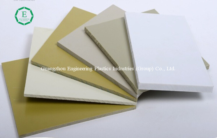 High Quality CNC Machining PVC Rigid Sheet