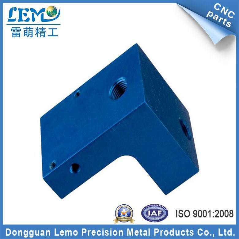 Colorful Anodized CNC Machining Parts for Motorcycle Accessories (LM-1996A)