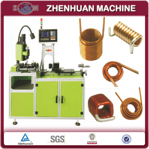 Automatic Multi Axis Bobbinless Coil Winding Machine for Multi-Layer Round & Rectangular Air Core Coils