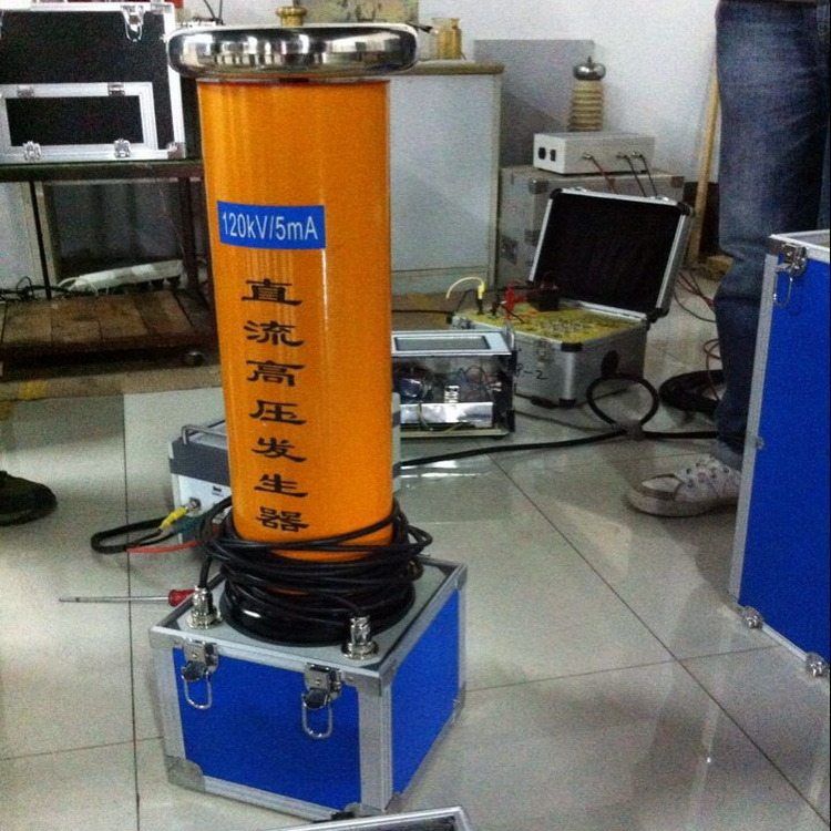 Zgf Series 60kv to 400kv DC High Voltage Hv Hipot Tester for Arrester or Cable
