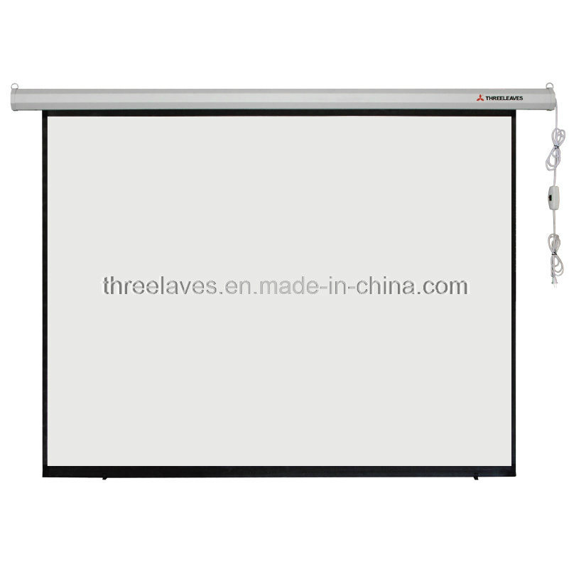 Electric Projector Screen with High Quality