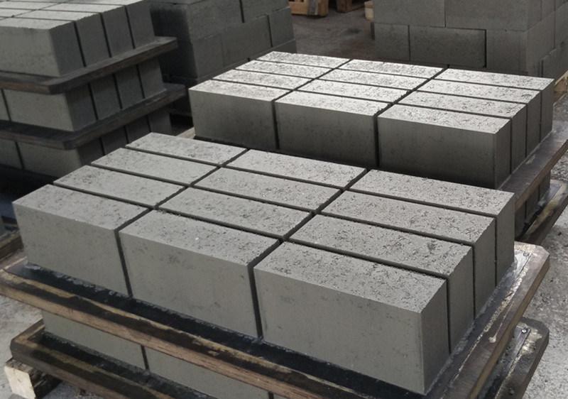 in South Africa Stock Brick Making Machine Zcjk Automtatc Solid Brick Making Machine