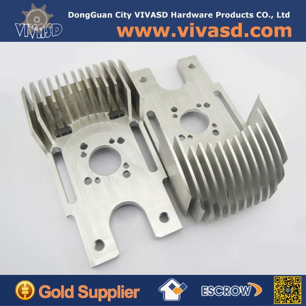 CNC Custom Machining Aluminum Scooter Parts