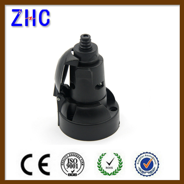 Electrical Power Adapter Waterproof 7 Pin European Adapter Trailer Plug & Socket