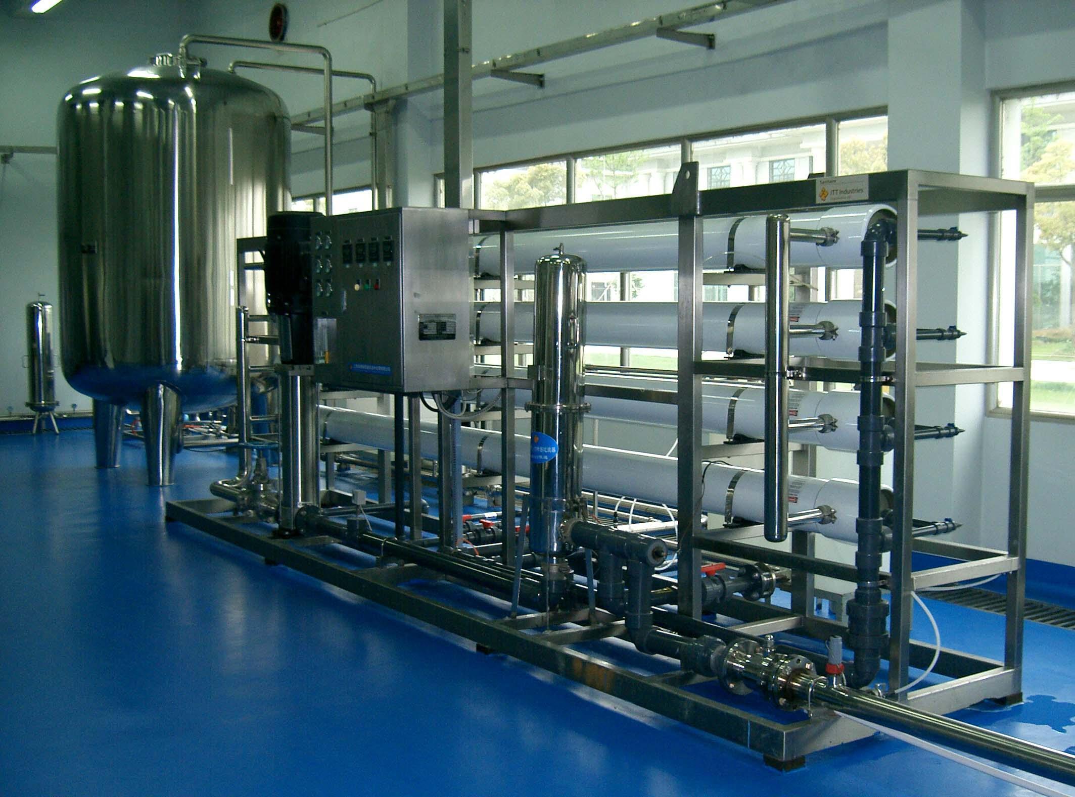 RO Pure Water Maker for Pharma Grade