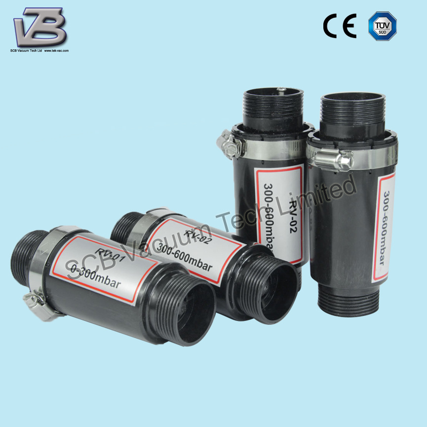 High Quality Ring Blower Metal Pressure Relief Valve