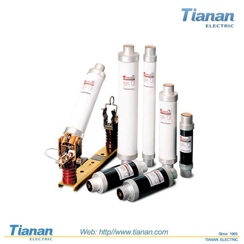 200 A, 7.2 kV Cartridge Fuse / Medium-Voltage / Power / Transformer