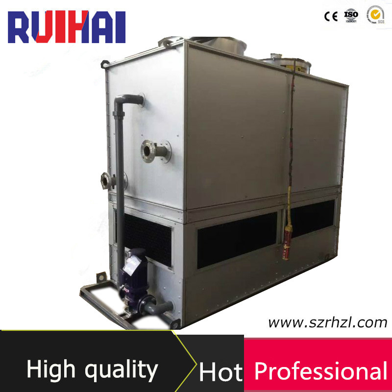 CTI Certified Closed Cross Flow Type Cooling Tower