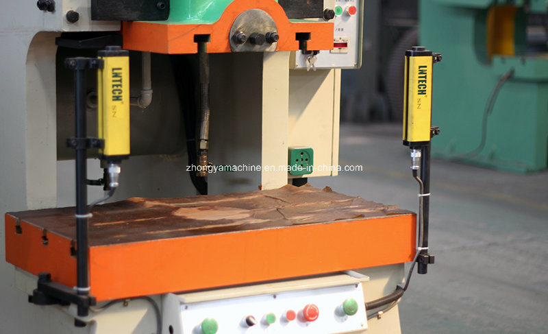C Frame Pneumatic Power Press (punching machine) , Jh21-160ton