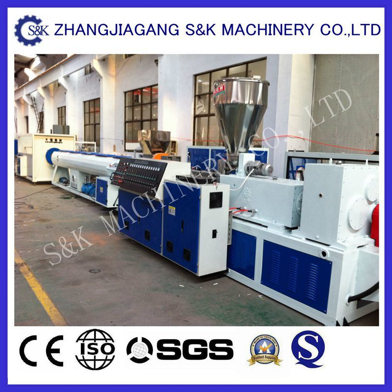 16-63mm PE Pipe Extruder Machine