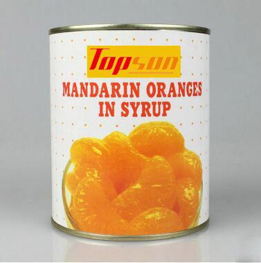 425g Canned Mandarin Orange with Best Quality