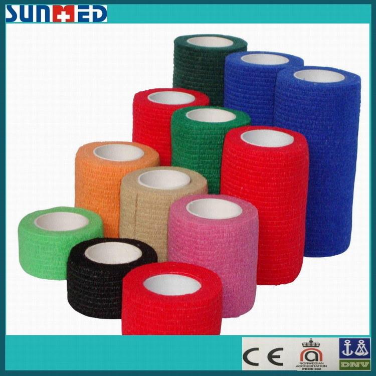 Non Woven Cohesive Coban Bandage