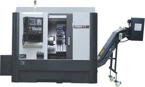 CNC Machine Tools (Power A8)
