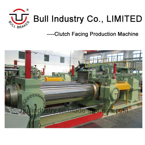 Mixing Machine for Clutch Facing with Mixer Blender for Clutch Plate with New Technology