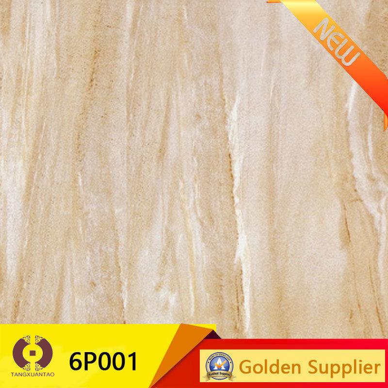 New Designs Wooden Grain Ceramic Floor Tile Building Material (6P001)