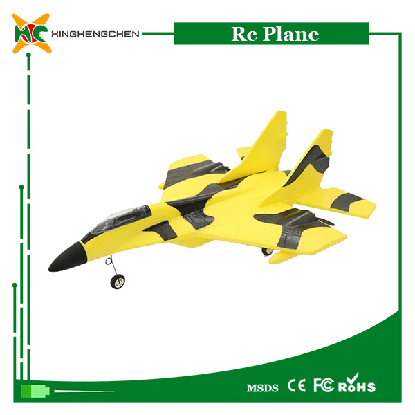 Wholesale 2CH Light Fighter RC Model Airplane Toy