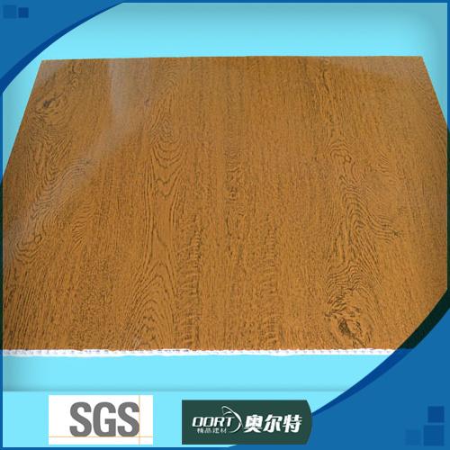 PVC Ceiling Panel Wooden Design