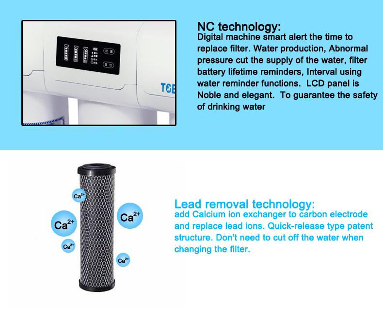 Drinking Water Ozonator Machine Water Filter J