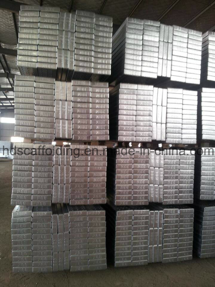 Scaffolding Steel Board/Plank /Metal Deck