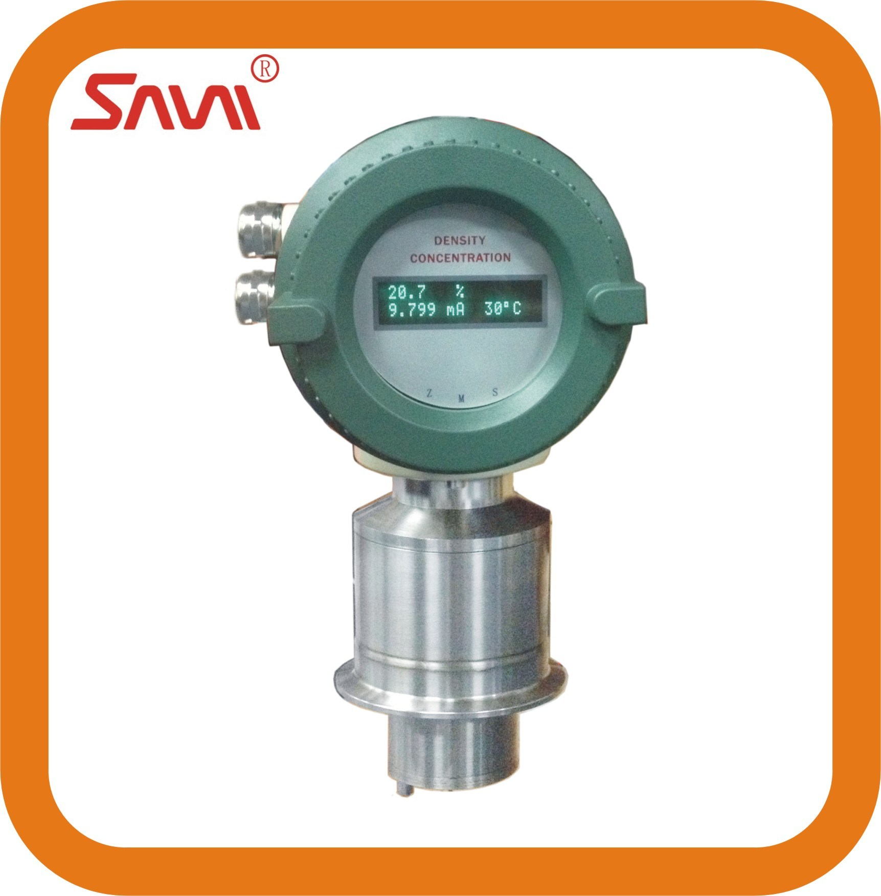 Online Ammonia Concentration Meter