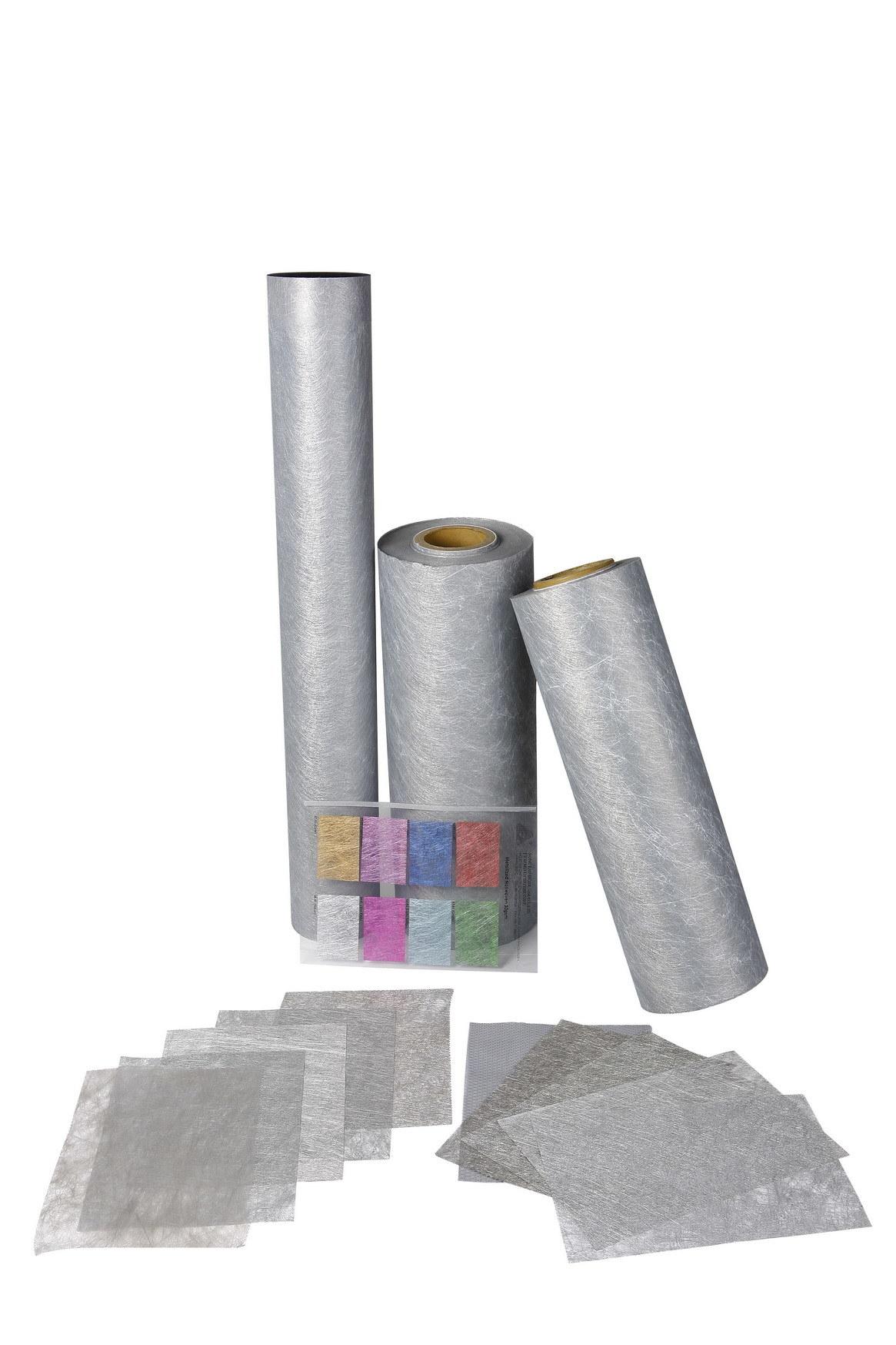 Vacuum Metalized Nonwowen Fabric