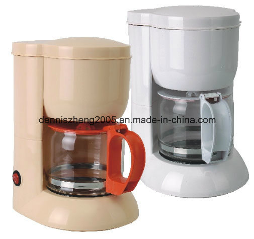 Electric Programmable 0.6L Drip Coffee Maker