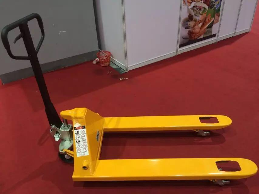Manual Hydraulic Forklift Hand Pallet Truck PU Wheel on Sale Competitive Price