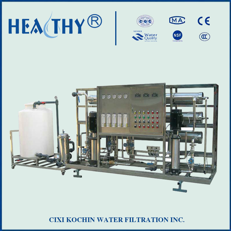 Industrial RO Water Machine (ROLTS-C)