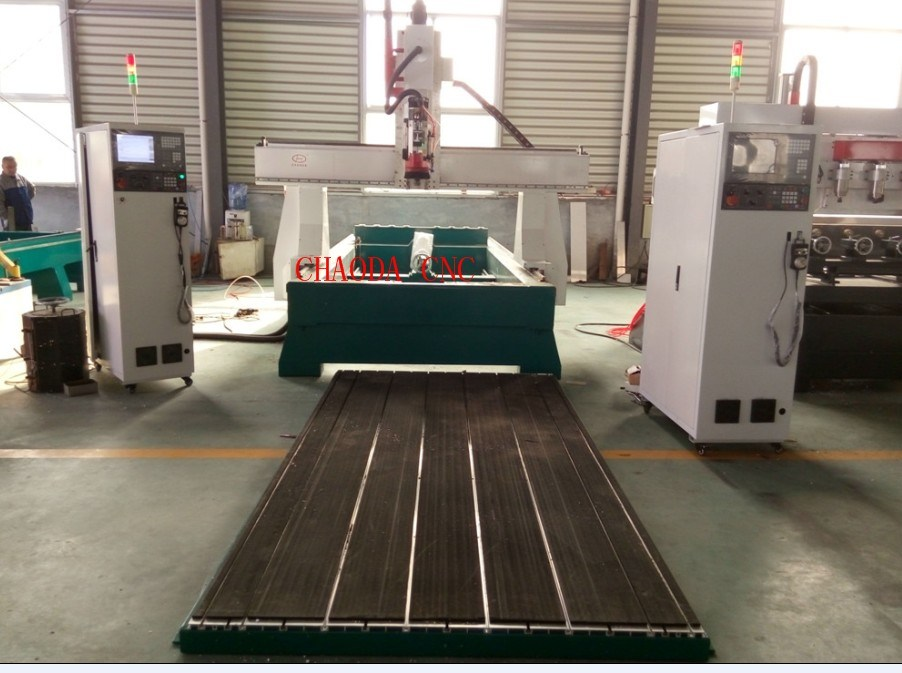 3D CNC Router /4 Axis CNC Milling Machine for EPS Foam, Styrofoam, PU, Polystyrene, Polyurethane