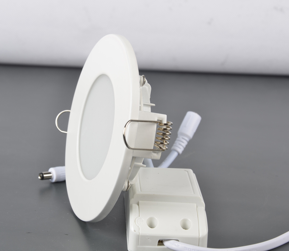 Signcomplex SMD2835 Ceiling Recessed Downlight LED Slim 12W with Ce RoHS ERP