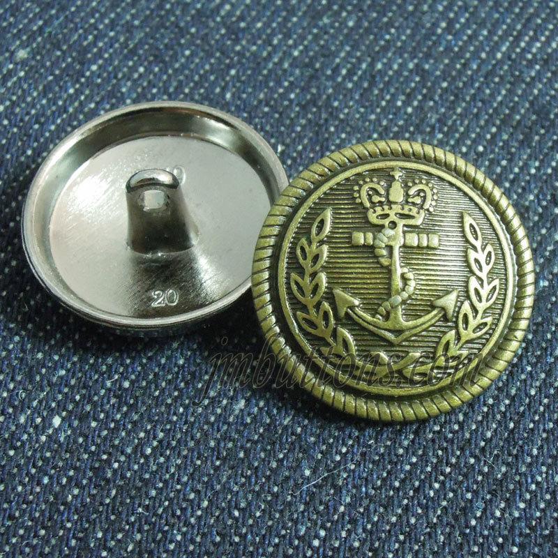 Decorative Antique Shank Buttons Wholesale