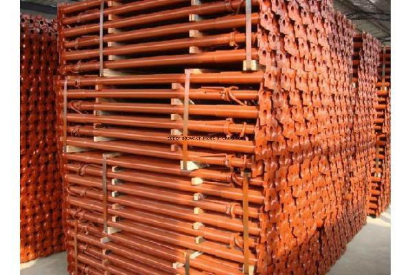 Adjustable Tubular Steel Shoring Prop Scaffolding for Construction